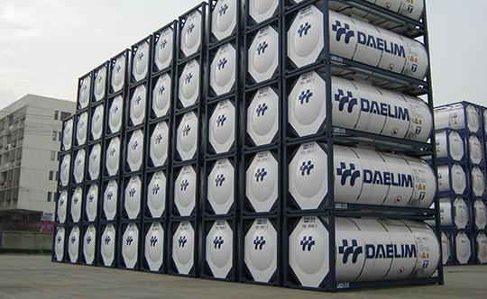 Daelim Corporation(ISO Tank)
